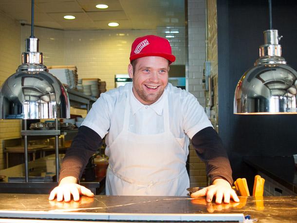Chef Shane Lyons