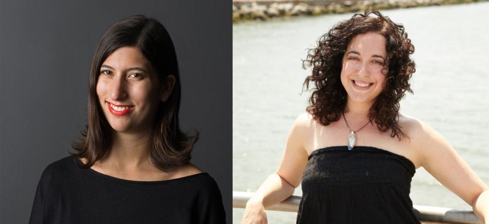 Writers Jamie Feldmar and Sarah Zorn