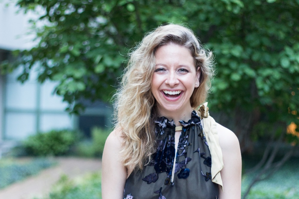 Publicist Lisa Mendelson