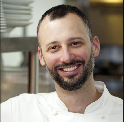 Chef Chris Jaeckle headshot